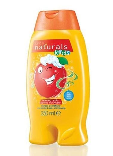 Avon Elma Kokulu Göz Yakmayan Şampuan ve Saç Kremi 250 Ml Renksiz
